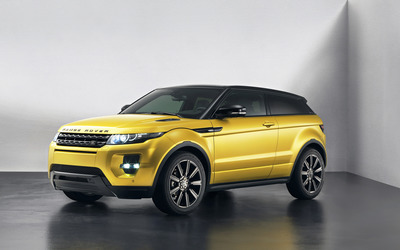 2013 Land Rover Range Rover Evoque [4] wallpaper