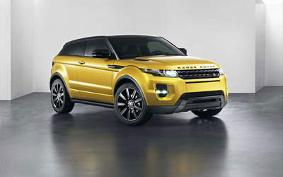 2013 Land Rover Range Rover Evoque [2] wallpaper
