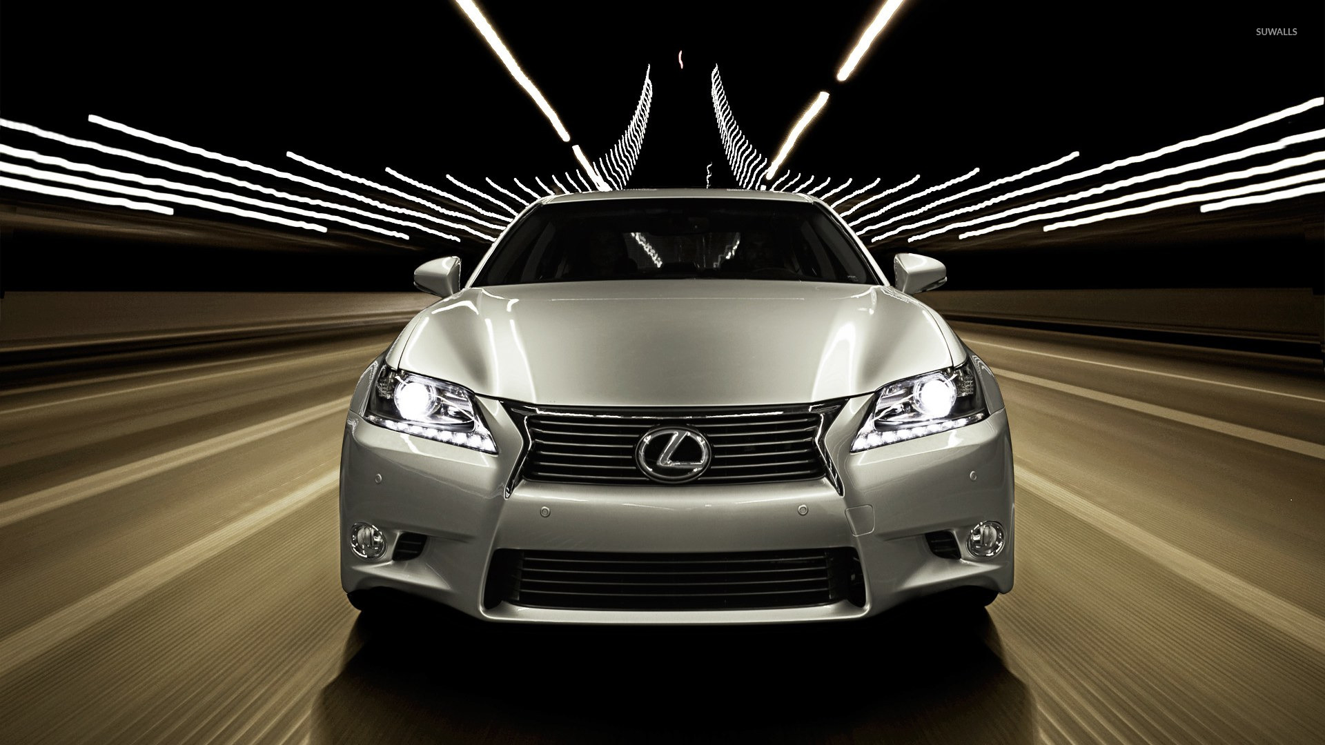 motor f trend cars first sport lexus rear gs test three