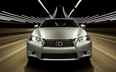 2013 Lexus GS 350 [2] wallpaper
