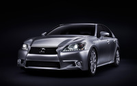 2013 Lexus GS 350 wallpaper 2880x1800 jpg