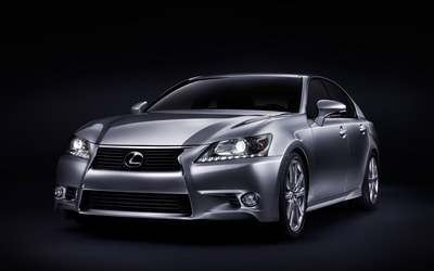 2013 Lexus GS 350 wallpaper