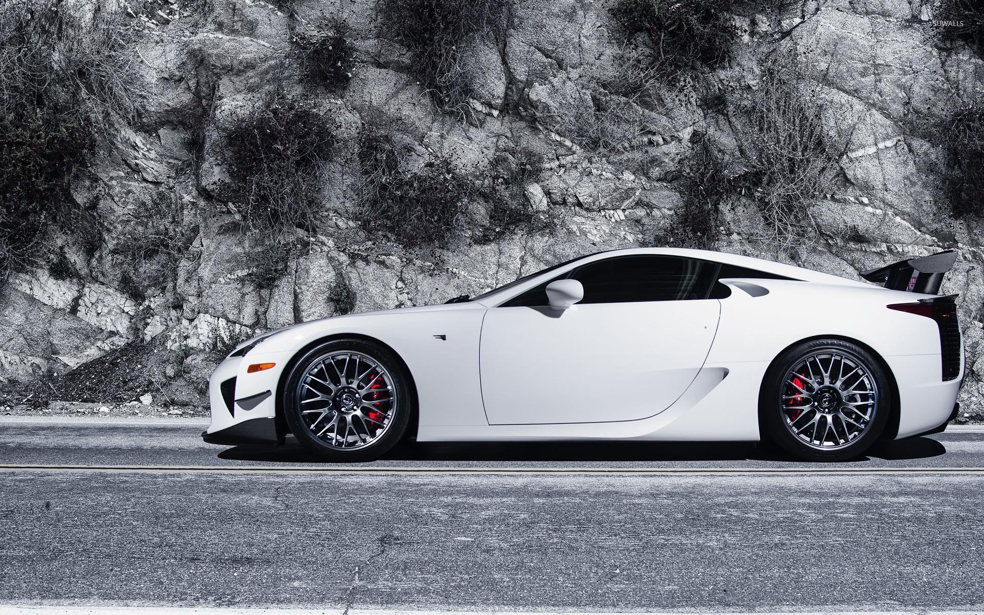 Elegant 2013 Lexus GS 350 F Sport Wallpaper