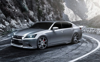 2013 Lexus GS 350 F Sport [2] wallpaper 1920x1200 jpg