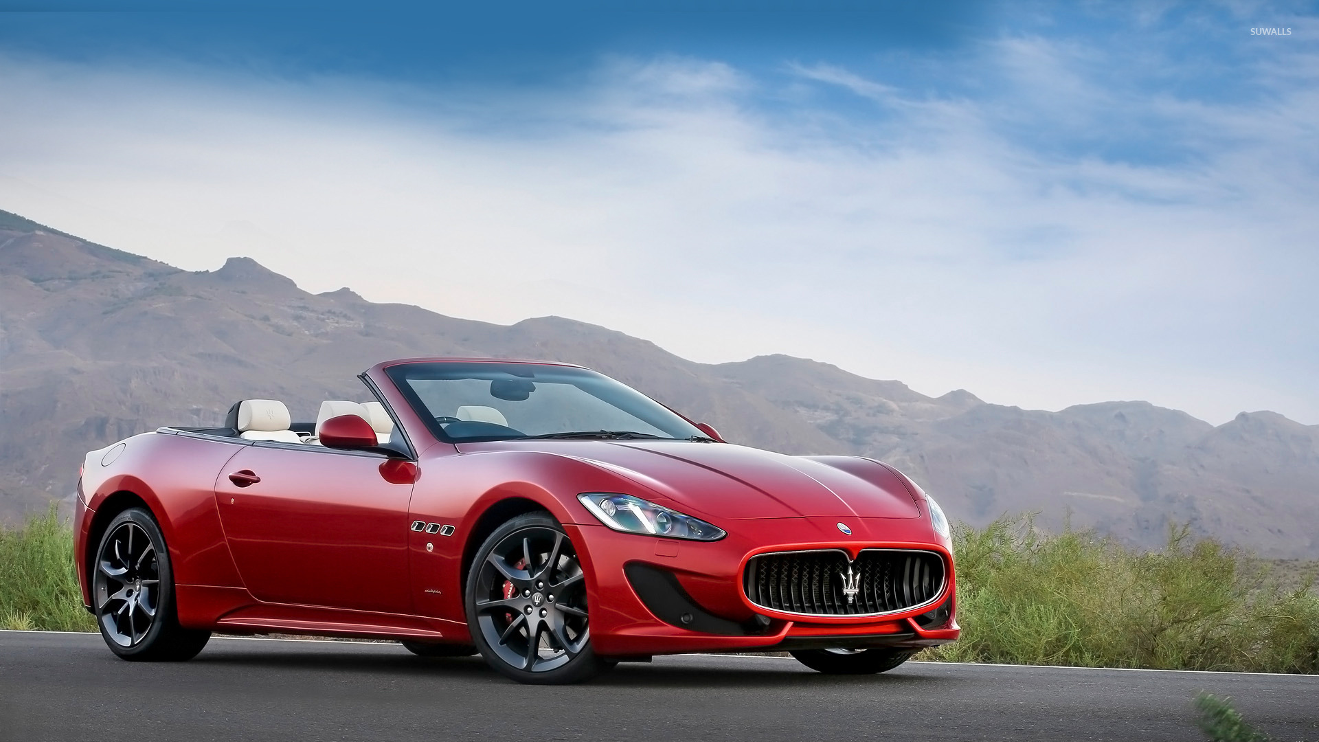 2013 maserati grancabrio sport wallpaper car wallpapers 15332. Black Bedroom Furniture Sets. Home Design Ideas