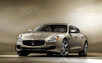 2013 Maserati Quattroporte wallpaper