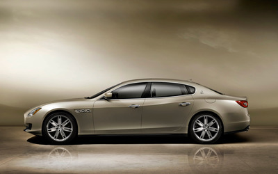 2013 Maserati Quattroporte [2] wallpaper