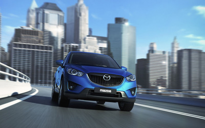 2013 Mazda CX-5 [3] wallpaper