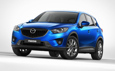 2013 Mazda CX-5 wallpaper