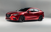 2013 Mazda Vector 3 concept wallpaper 2560x1600 jpg