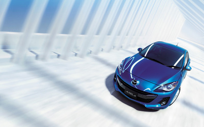 2013 Mazda3 wallpaper