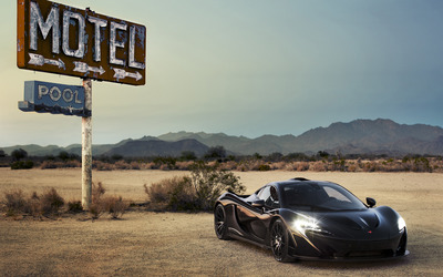 2013 McLaren P1 Extreme Heat [3] wallpaper