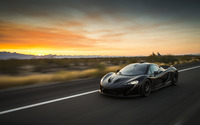 2013 McLaren P1 Extreme Heat [2] wallpaper 2560x1600 jpg