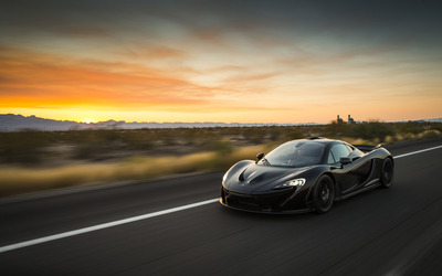 2013 McLaren P1 Extreme Heat [2] wallpaper