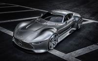 2013 Mercedes-Benz AMG Vision Gran Turismo [2] wallpaper 2560x1600 jpg