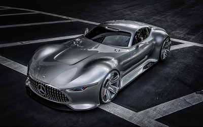 2013 Mercedes-Benz AMG Vision Gran Turismo [2] wallpaper