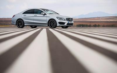 2013 Mercedes-Benz CLA-Class [5] wallpaper