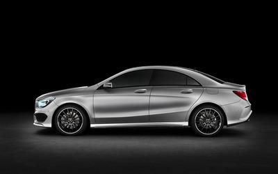2013 Mercedes-Benz CLA-Class [4] wallpaper