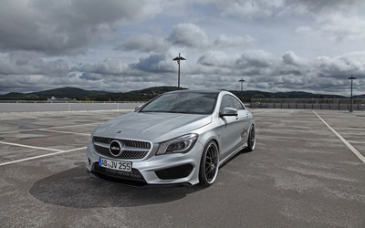 2013 Mercedes-Benz CLA V25 wallpaper