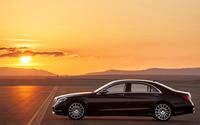 2013 Mercedes-Benz S-Class [2] wallpaper 2560x1440 jpg