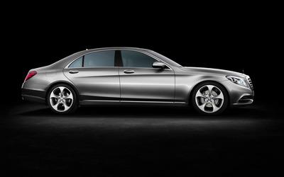 2013 Mercedes-Benz S-Class [4] wallpaper