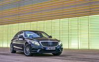 2013 Mercedes-Benz S-Class [5] wallpaper 2560x1440 jpg
