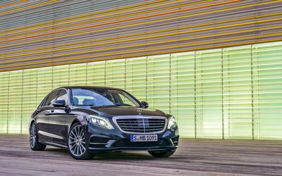 2013 Mercedes-Benz S-Class [5] wallpaper