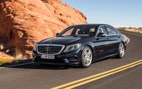 2013 Mercedes-Benz S-Class wallpaper 2560x1600 jpg
