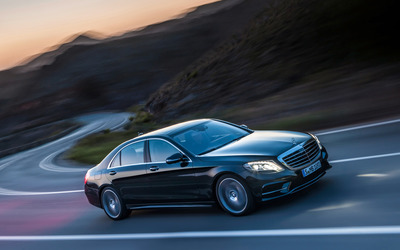 2013 Mercedes-Benz S350 [2] wallpaper
