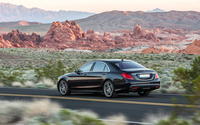 2013 Mercedes-Benz S350 wallpaper 2560x1600 jpg