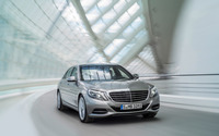 2013 Mercedes-Benz S400 wallpaper 2560x1600 jpg
