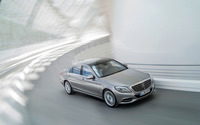 2013 Mercedes-Benz S400 [2] wallpaper 2560x1440 jpg