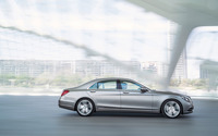 2013 Mercedes-Benz S400 [3] wallpaper 2560x1440 jpg