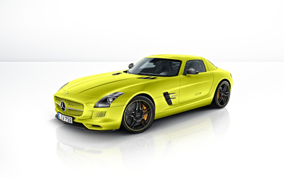 2013 Mercedes-Benz SLS AMG GT [2] wallpaper