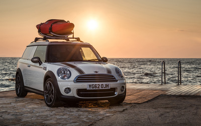 2013 MINI Clubman wallpaper