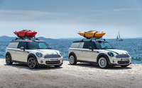 2013 MINI Clubvan Camper wallpaper 2560x1600 jpg