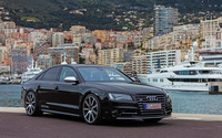 2013 MTM Audi S8 biturbo wallpaper 2560x1600 jpg