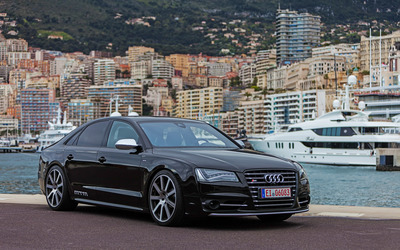 2013 MTM Audi S8 biturbo wallpaper