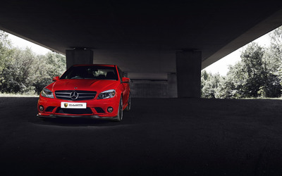 2013 Mulgari Mercedes-Benz C63 510 [5] wallpaper