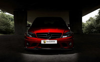 2013 Mulgari Mercedes-Benz C63 510 wallpaper 2560x1600 jpg