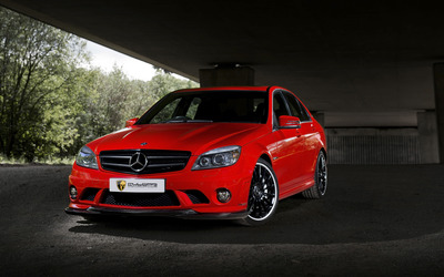 2013 Mulgari Mercedes-Benz C63 510 [2] wallpaper