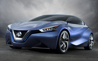 2013 Nissan Friend-Me Concept [2] wallpaper 2560x1600 jpg