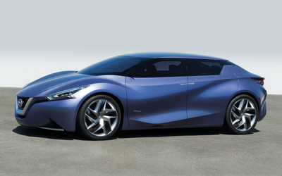 2013 Nissan Friend-Me Concept [3] wallpaper