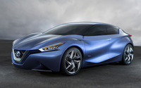 2013 Nissan Friend-Me Concept wallpaper 2560x1600 jpg