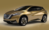 2013 Nissan Resonance Concept wallpaper 1920x1080 jpg