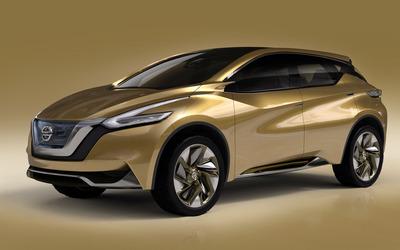 2013 Nissan Resonance Concept wallpaper