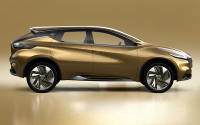 2013 Nissan Resonance Concept [2] wallpaper