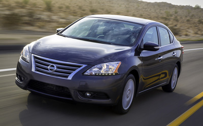 2013 Nissan Sentra [2] wallpaper