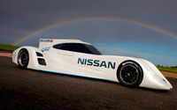 2013 Nissan ZEOD RC wallpaper 1920x1200 jpg