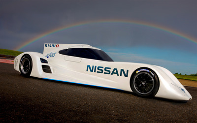 2013 Nissan ZEOD RC wallpaper